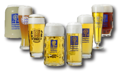 Lineup Augustiner Produkte
